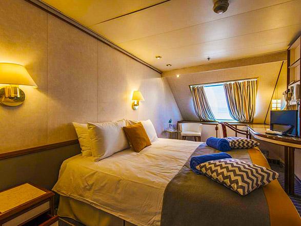 Photo cabine Celestyal Nefeli  - Cabine Suite