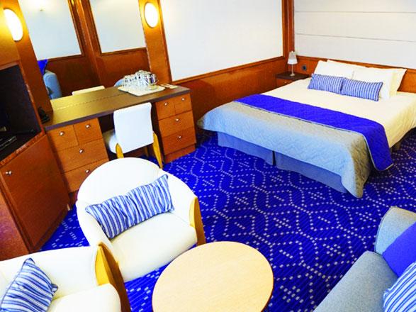 Photo cabine Celestyal Olympia  - Cabine Suite
