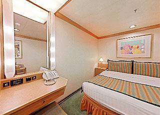 Photo cabine Costa Atlantica  - Cabine intérieure