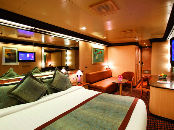 Photo cabine Costa Deliziosa  - Cabine Suite