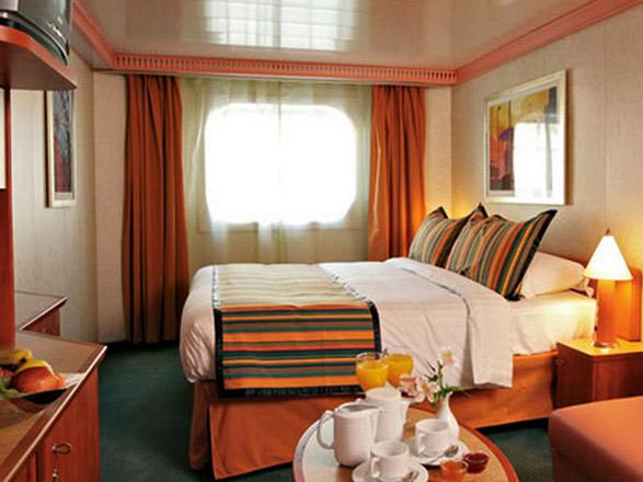Photo cabine Costa Diadema  - Cabine extérieure