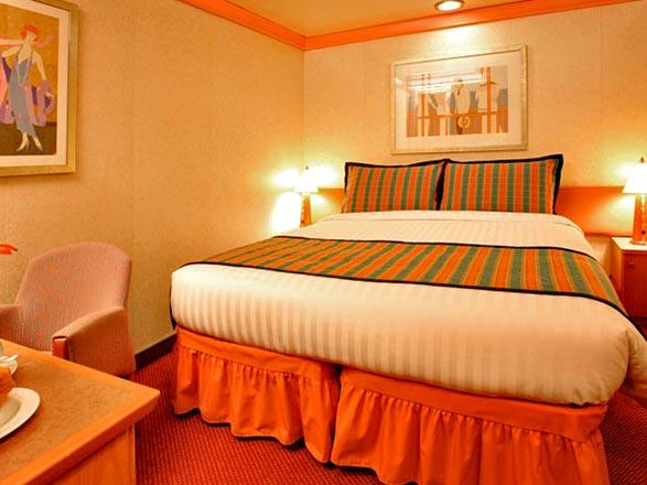 photo cabine ab Costa Fortuna - Cabine intérieure