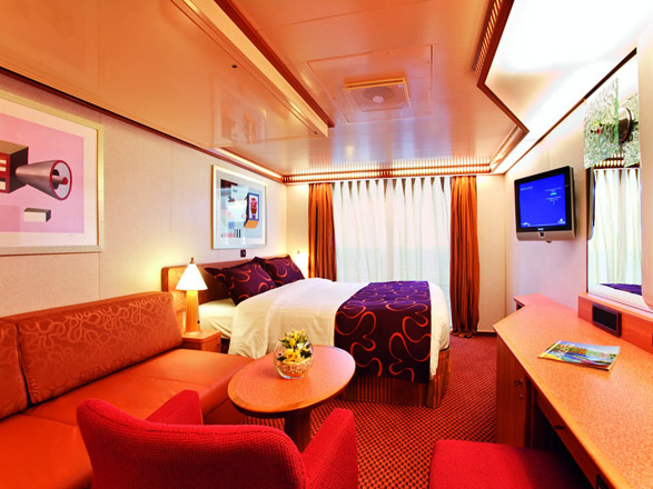 Photo cabine Costa Luminosa  - Cabine extérieure
