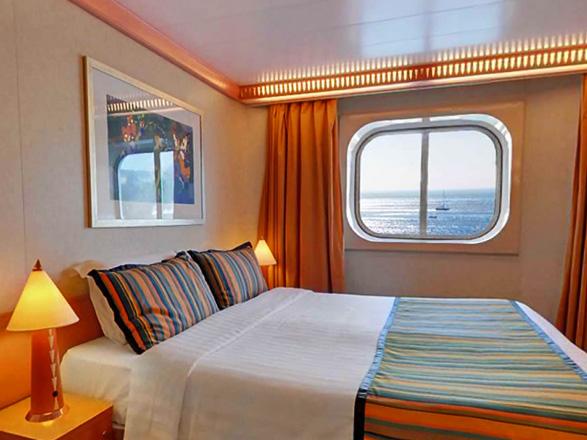Photo cabine Costa Magica  - Cabine extérieure