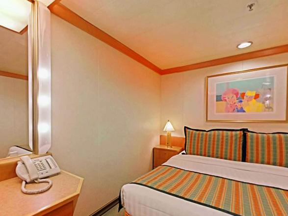 photo cabine ab Costa Mediterranea - Cabine intérieure