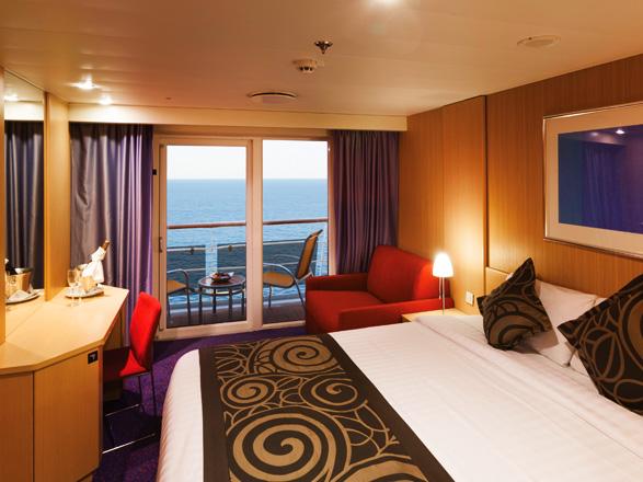 Photo cabine Costa NeoRiviera  - Cabine avec balcon