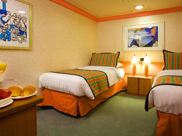 Photo cabine Costa Pacifica  - Cabine intérieure