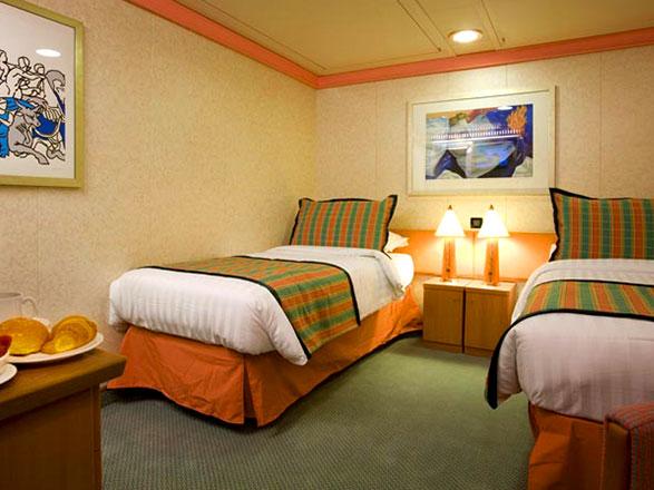 photo cabine ab Costa Serena - Cabine intérieure