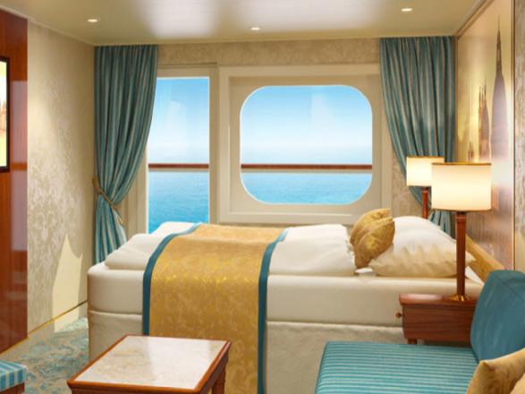 Photo cabine Costa Venezia  - Cabine avec balcon