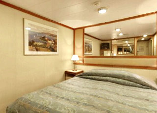 Photo cabine Crown Princess