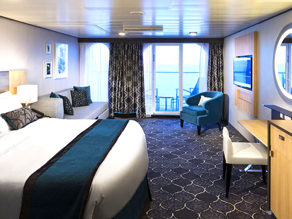 Photo cabine Explorer of the Seas  - Cabine Suite