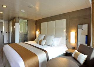 photo cabine ab L'Austral  - Cabine avec balcon