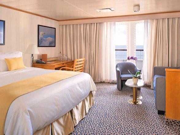 photo cabine ab La Belle des Océans - Suite