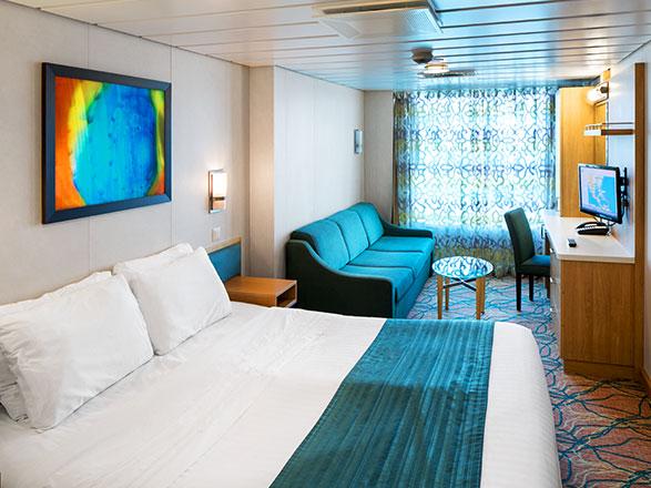 Photo cabine Legend of the seas  - Cabine avec balcon