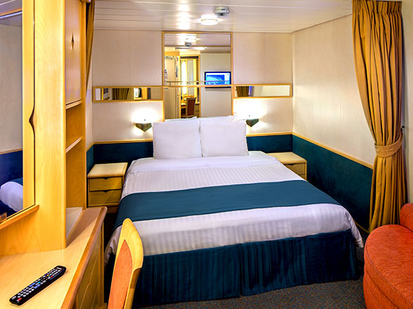 Photo cabine Legend of the seas  - Cabine intérieure