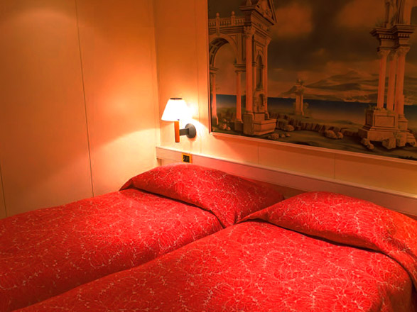Photo cabine M/S Astoria  - Cabine intérieure