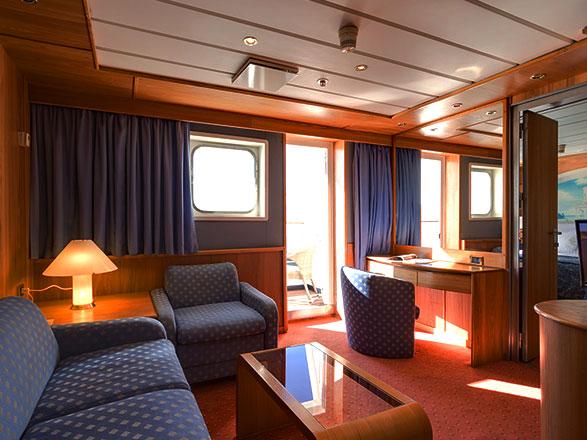 Photo cabine M/S Astoria  - Suite