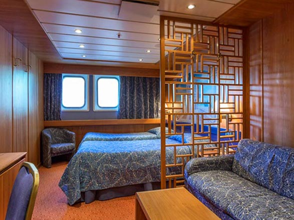 Photo cabine M/S Astoria  - Suite