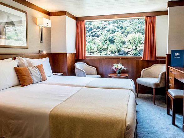 photo cabine ab M/S Douro Cruiser - Cabine avec balcon
