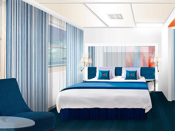 Photo cabine M/S Tchekhov  - Suite