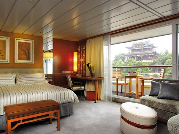 Photo cabine M/S Yangzi Explorer  - Suite