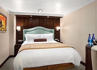 photo cabine ab Marina  - Cabine intérieure