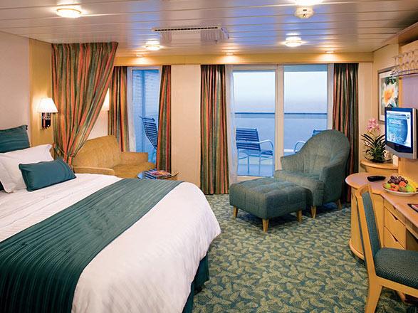Photo cabine Mariner of the seas  - Cabine Suite