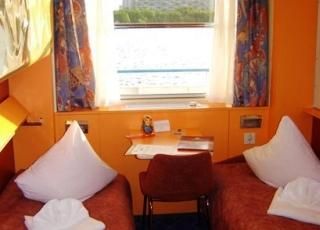 Photo cabine Maxim Gorki (ou similaire)  - Cabine extérieure