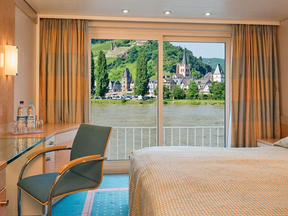 photo cabine ab MS Bolero  - Cabine avec balcon
