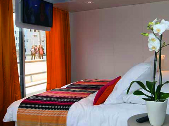 photo cabine ab MS Camargue (ou similaire) - Cabine avec balcon