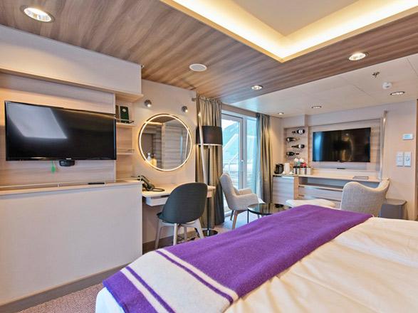 Photo cabine MS Fridtjof Nansen  - Suite