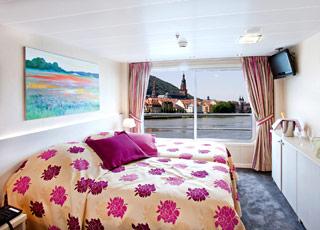 photo cabine ab MS Gérard Schmitter (ou similaire) - Cabine avec balcon