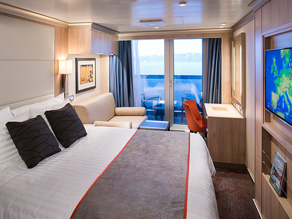 Photo cabine MS Koningsdam