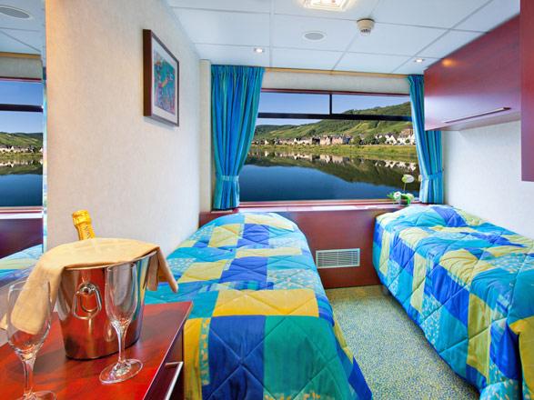 photo cabine ab MS La Bohème (ou similaire) - Cabine avec balcon