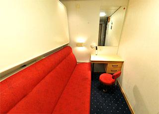 photo cabine ab MS Lofoten (ou similaire)  - Cabine intérieure
