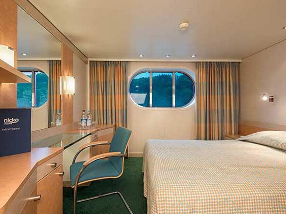 photo cabine ab MS Maxima  - Cabine avec balcon