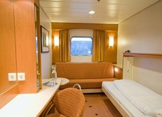 Photo cabine MS Midnatsol  - Cabine extérieure