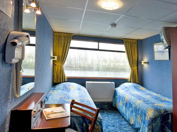 photo cabine ab MS Monet (ou similaire) - Cabine avec balcon