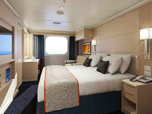 Photo cabine MS Nieuw Statendam