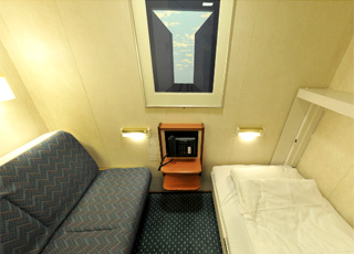 Photo cabine MS Nordlys  - Cabine intérieure