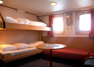 Photo cabine MS Nordstjernen (ou similaire)  - Cabine extérieure
