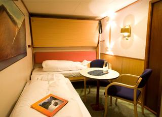 photo cabine ab MS Nordstjernen (ou similaire)  - Cabine intérieure