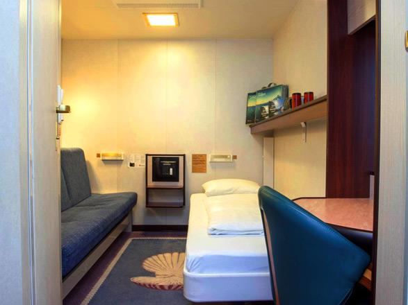 Photo cabine MS Polarlys   - Cabine intérieure