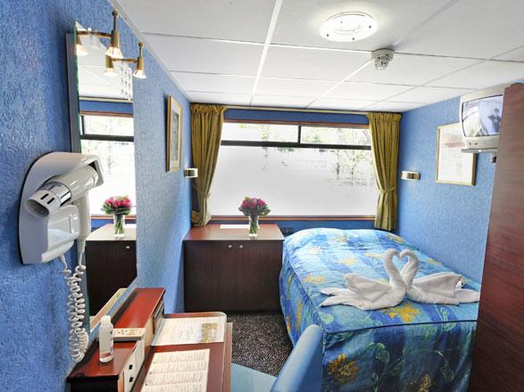photo cabine ab MS Renoir (ou similaire)  - Cabine avec balcon
