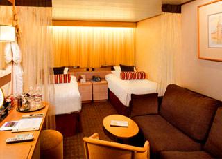 Photo cabine MS Ryndam  - Cabine intérieure