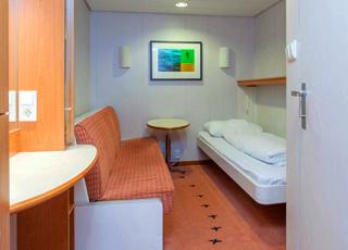 Photo cabine MS Spitsbergen (ou similaire)  - Cabine intérieure