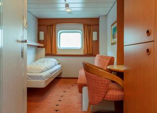Photo cabine MS Trollfjord (ou similaire)  - Cabine extérieure