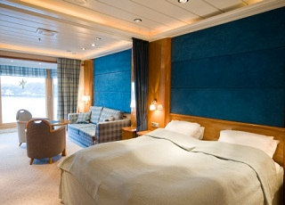 Photo cabine MS Trollfjord (ou similaire)  - Suite