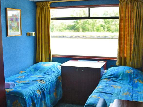photo cabine ab MS Van Gogh (ou similaire) - Cabine avec balcon