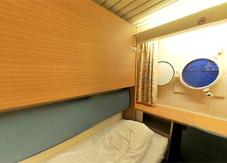 Photo cabine MS Vesteralen  - Cabine extérieure